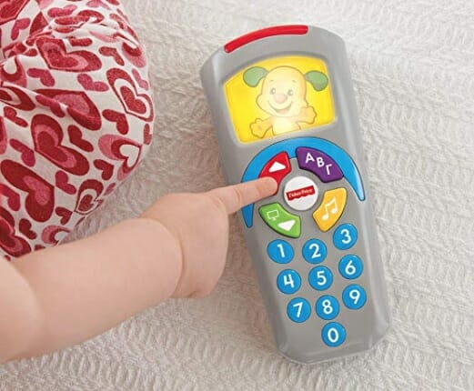 mando distancia juguete de perrito fisher price oferta amazon